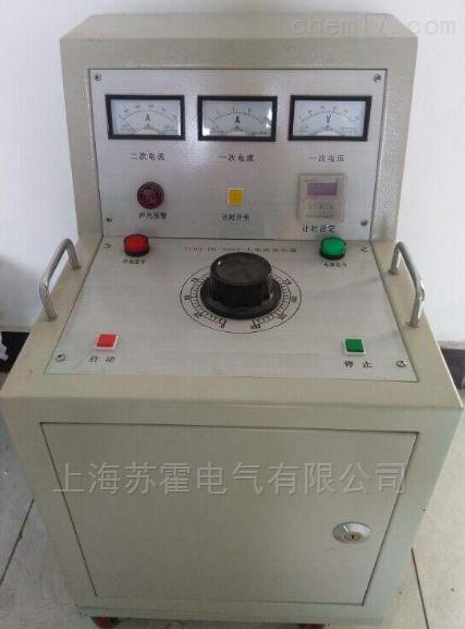 带微调长时间大电流发生器