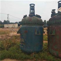 化工厂二手3立方搪瓷反应釜