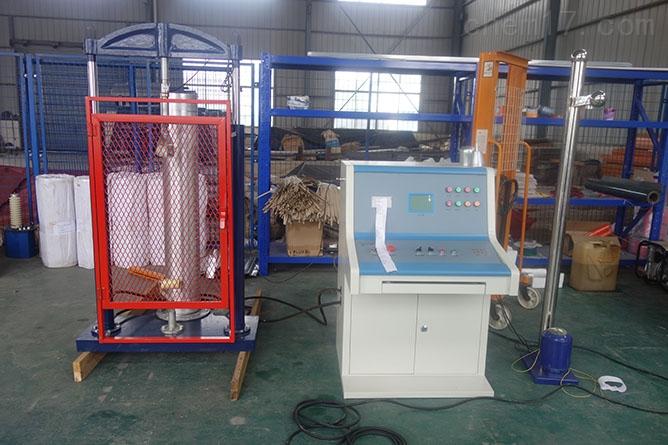 上海电力安全工具力学性能试验装置