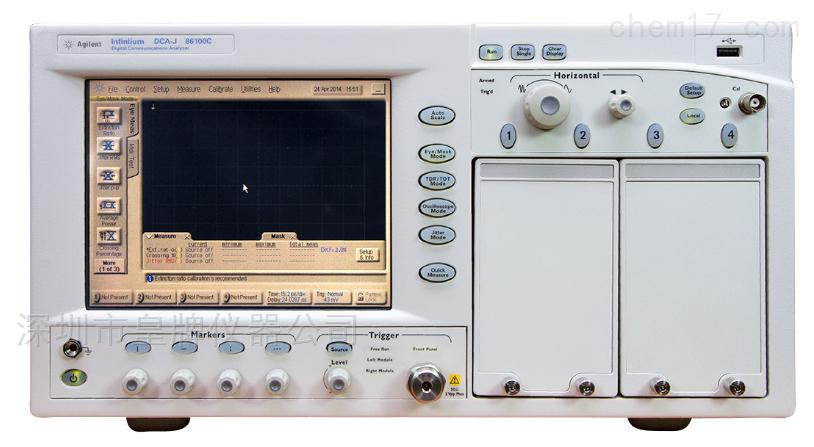 Agilent86100C眼图仪 高速示波器 主机