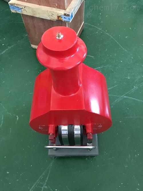 100kV干式高压试验变压器结构