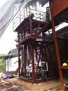 轉讓二手5噸mvr鈦材蒸發器價格低質量好