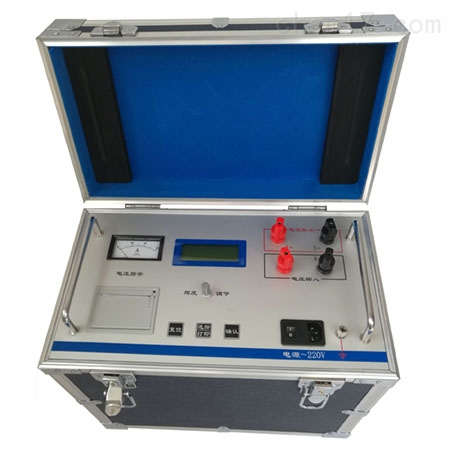 TCR-20A直流电阻测试仪
