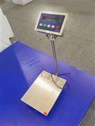 150kg防爆地磅秤/300kg防水电子秤