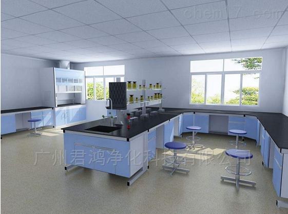 茂名合成实验室系统整体装修工程