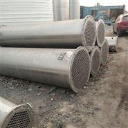 哪里回收二手不銹鋼316材質列管式冷凝器