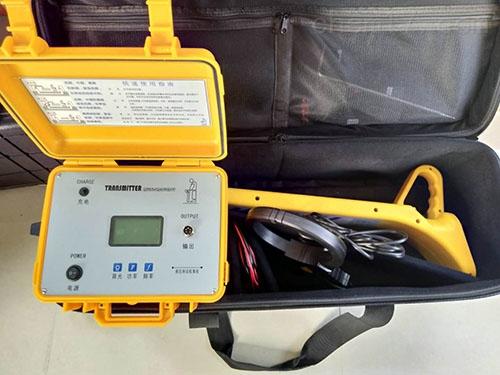 承装高精度地下管线探测仪