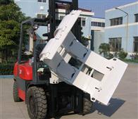 廢紙廠叉車安裝電子秤-3噸叉車廢紙夾稱重儀