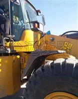 礦石場裝載機電子秤/柳工50鏟車加裝稱重儀
