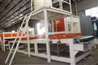 1200*600岩棉复合板生产线 新型计量刮抹水泥设备