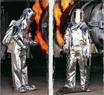 美國雷克蘭400 KEVLAR消防鍍鋁隔熱服