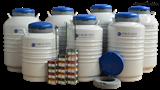 YDS-30-125-CFS大口径实验室专用系列液氮罐