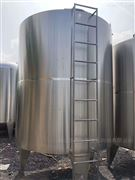 大量回收20立方不銹鋼儲存罐
