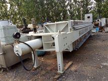 二手洗煤厂厢式压滤机供应