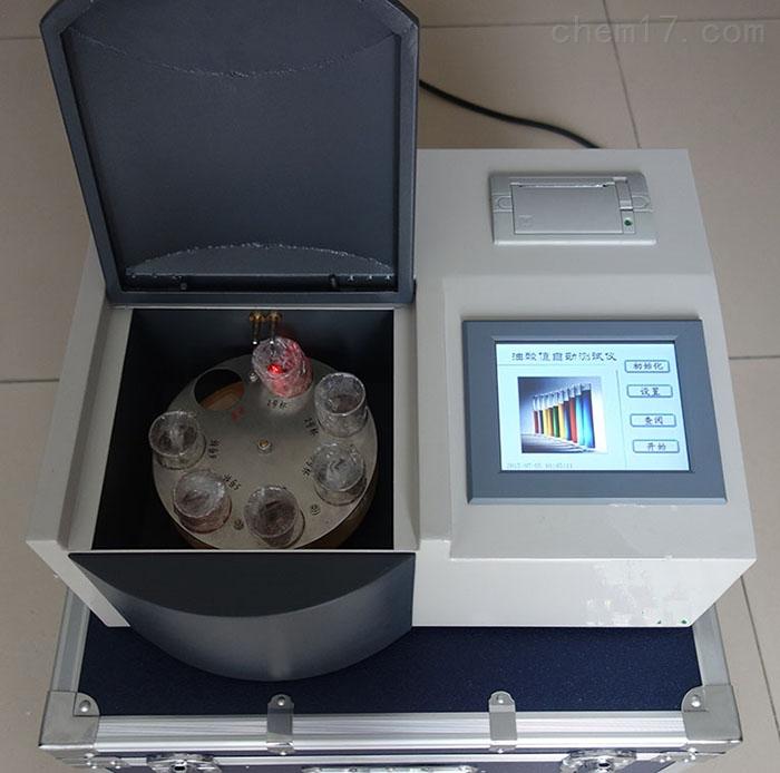 承装修试资质绝缘油酸值测定仪