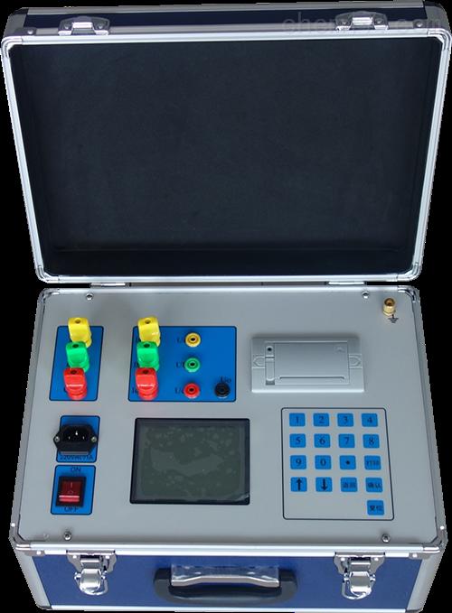 触摸屏 变压器损耗参数测试仪