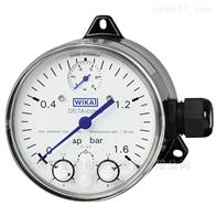 手机 DPGS40TA德国WIKA老虎机电接点压力表