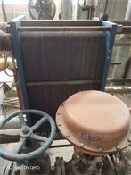 钢到二手20平方螺旋板换热器多套出售