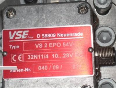 德国VSE齿轮流量计VS0.04EPO-12T32N11