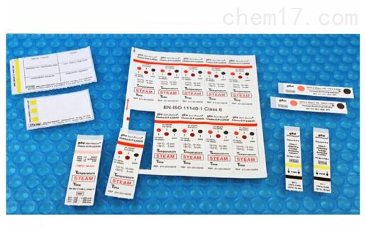 德国gke灭菌包内监测指示卡