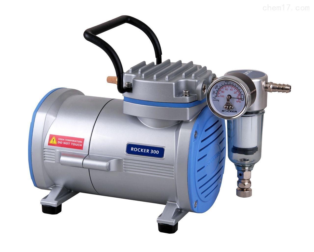 台湾洛科实验室无油真空泵ROCKER300