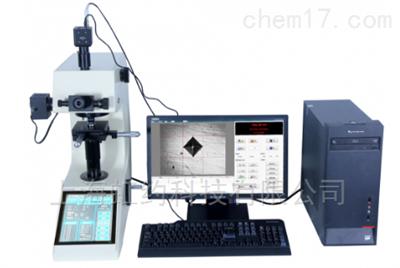 HY-1000ZT触摸屏显微维氏硬度计