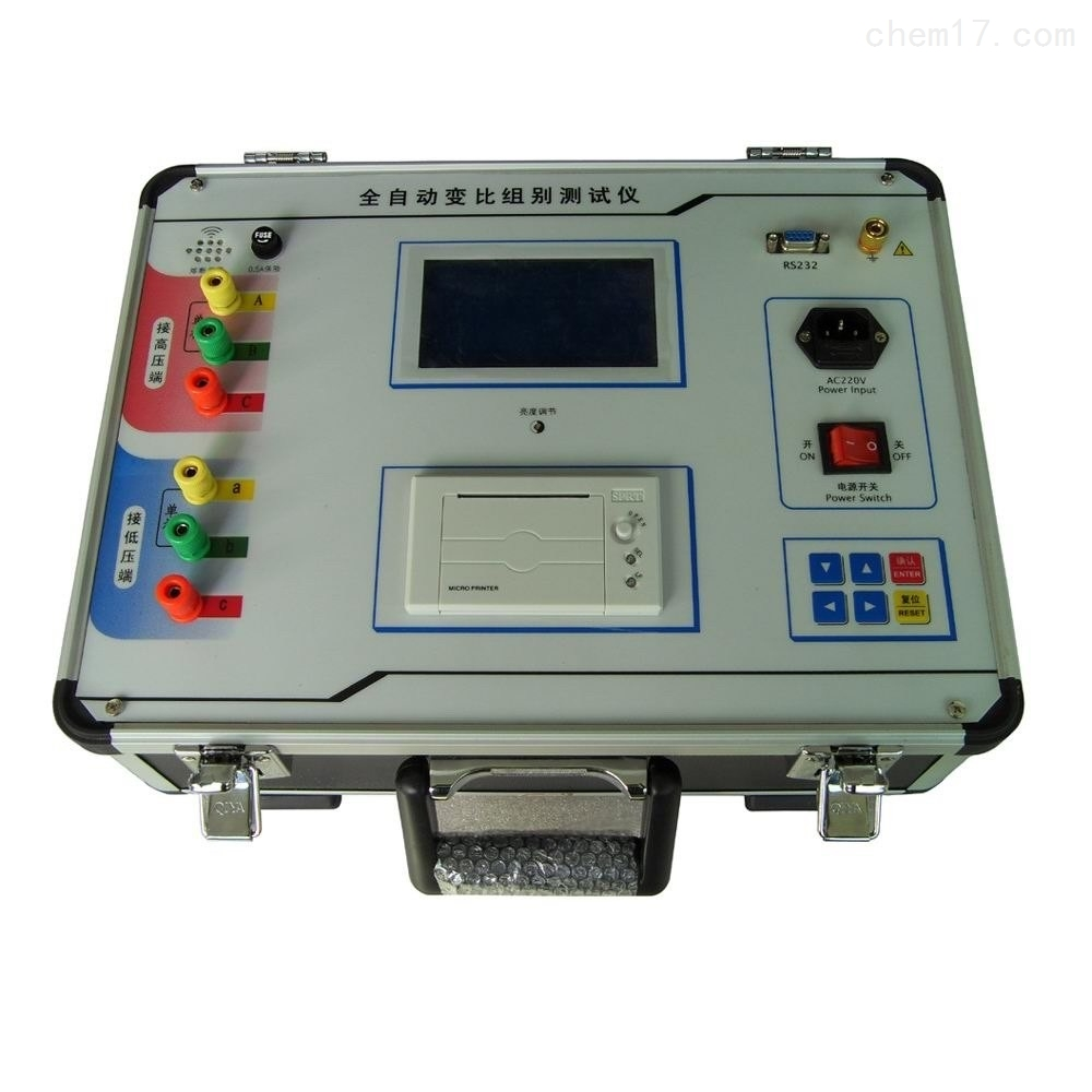 OMBB-D型变压器变比测试议