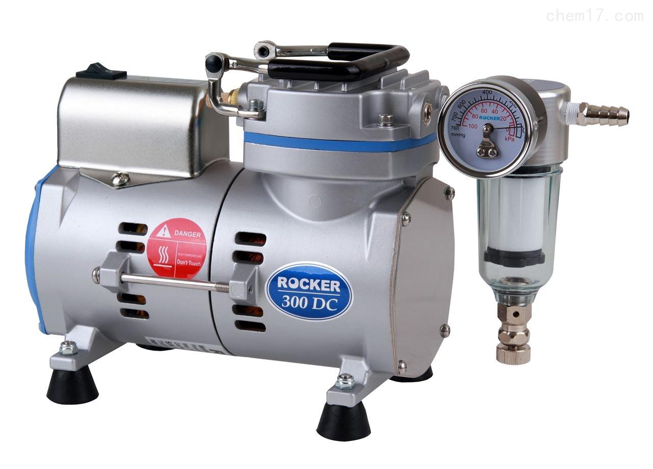 台湾Rocker 300DC直流电无油真空泵