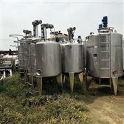 二手蒸汽加热发酵罐回收厂家