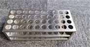不銹鋼試管架(24孔30孔40孔50孔可定制)