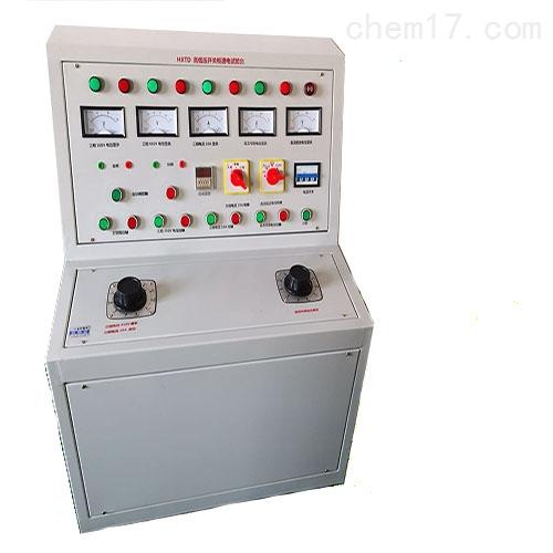 高稳定通电磨合试验柜技术参数
