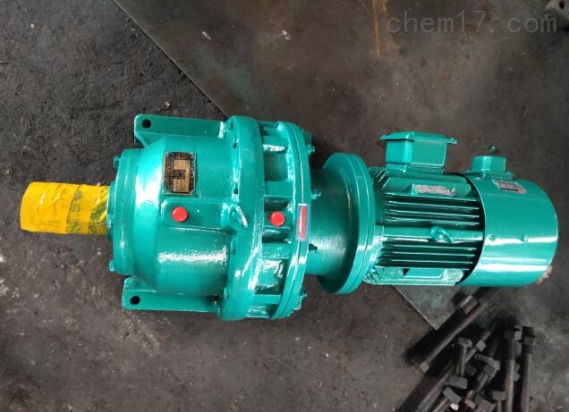 供应:BWY33-71-5.5KW摆线针轮减速机
