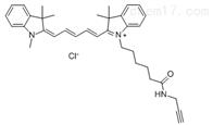 荧光染料Cyanine5 alkyne/Cy5 alk炔烃荧光染料