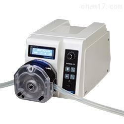 保定蘭格WT600-1F分配型灌裝蠕動泵泵頭串聯