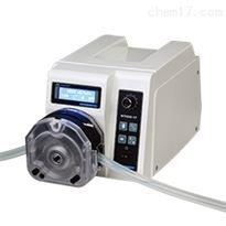 保定兰格WT600-1F分配型灌装蠕动泵泵头串联