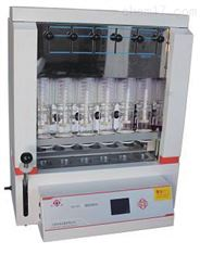 SZC-101自动六管定时脂肪测定仪