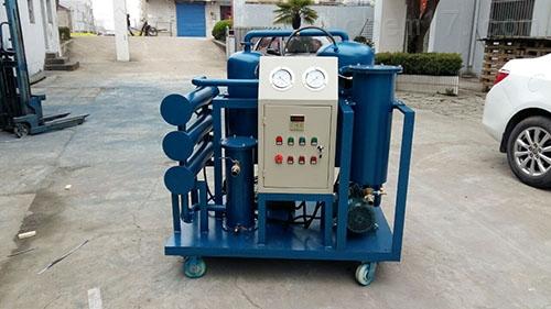 厂家定制生产高效真空滤油机