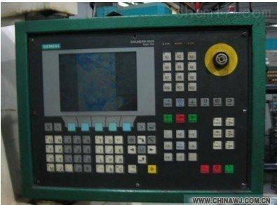 西门子802DSL数控立车开不了机及黑屏