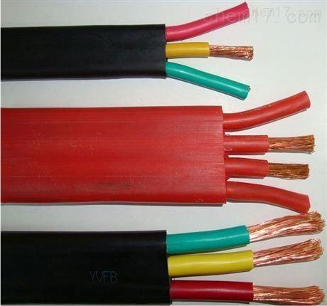 软橡套扁平电缆
