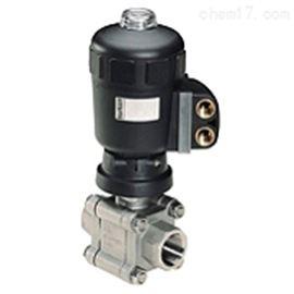 6642系列德国BURKERT伺服辅助电磁阀 选定方法