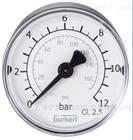 德国宝德burkert弹簧管压力计