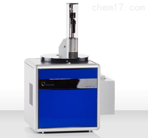 elementar soli TOC cube 水质分析仪