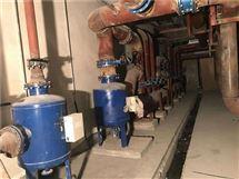 冷却塔旁流水过滤器