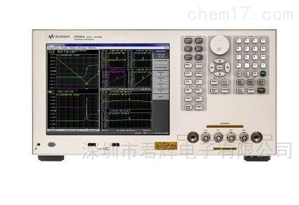 是德E4990A阻抗分析仪