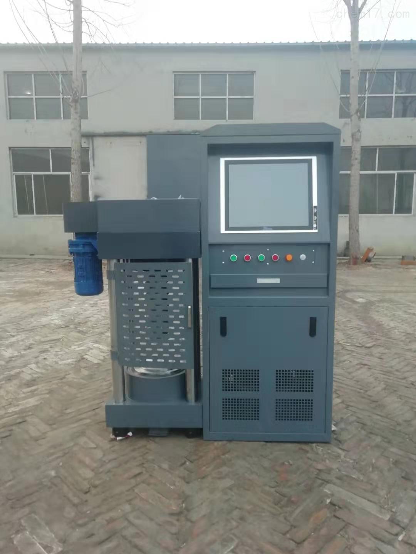 电脑全自动恒应力压力试验机(电动丝杠)