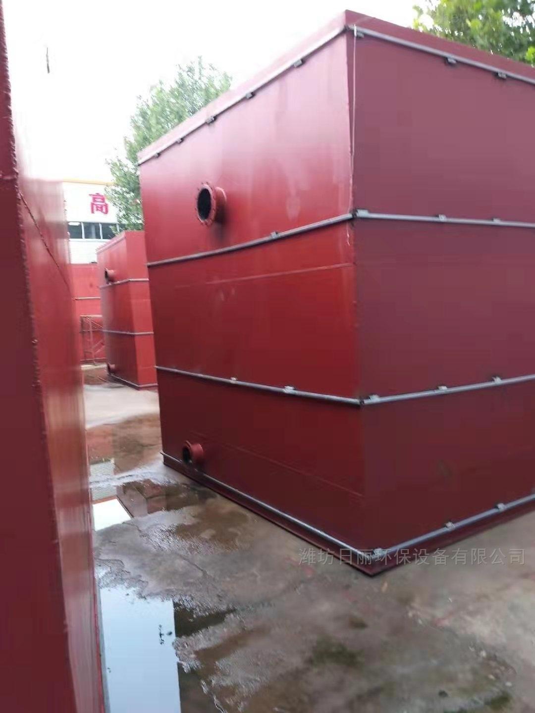 河北地埋式一体化污水处理设备