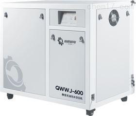QWWJ-600静音无油无水空压机