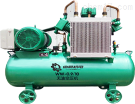 WW-0.9/7大排量工业无油空压机