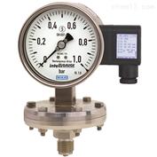 PGT43HP.100, PGT43HP.160德国威卡WIKA带有电信号输出的膜片式压力表