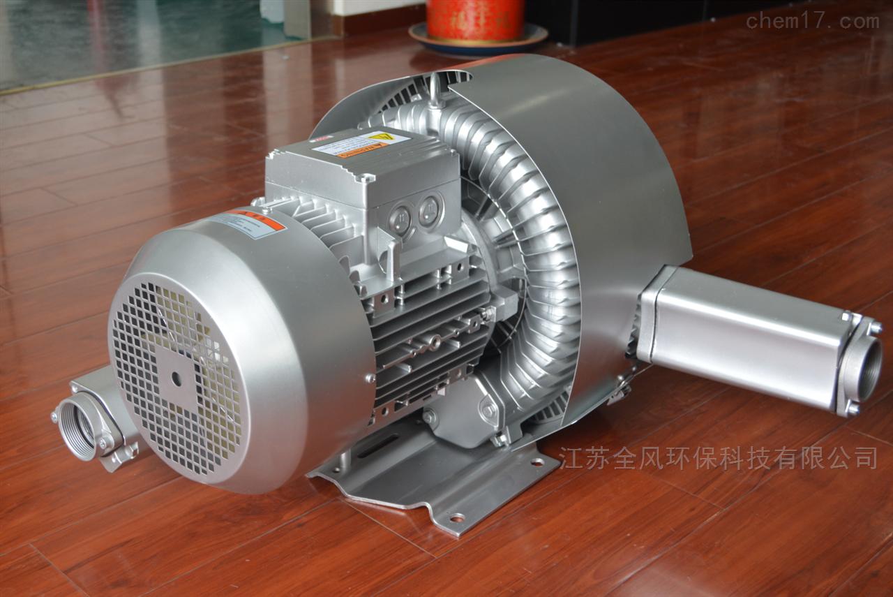 污水曝气专用rb-82s-4双段高压旋涡气泵